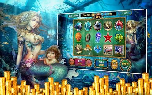 Slots Mermaids Millions Pokies