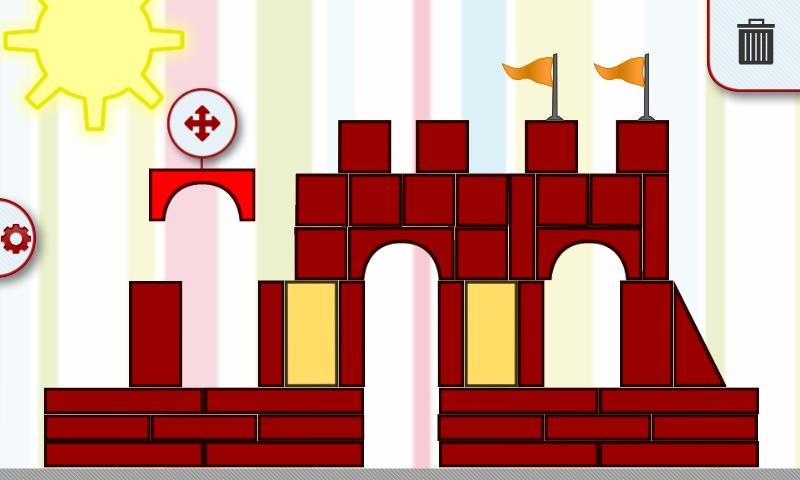 Building Blocks 4 Kids Free- screenshot