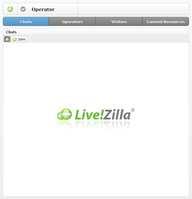 LiveZilla- screenshot