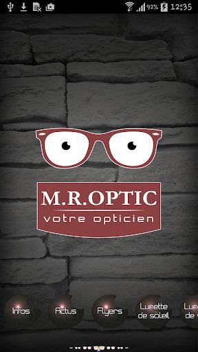 MR Optic