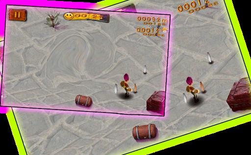 【免費冒險App】無盡的神廟逃亡瑪麗-APP點子