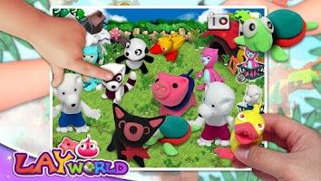 Screenshot of Laypuzzle