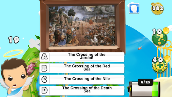 Bible Quiz 3D - Religious Game- screenshot thumbnail