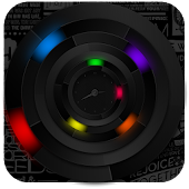 UltraPRO - analog clock widget