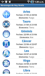 Horóscopo de Hoy Gratis - náhled