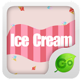 Icecream GO Keyboard Theme