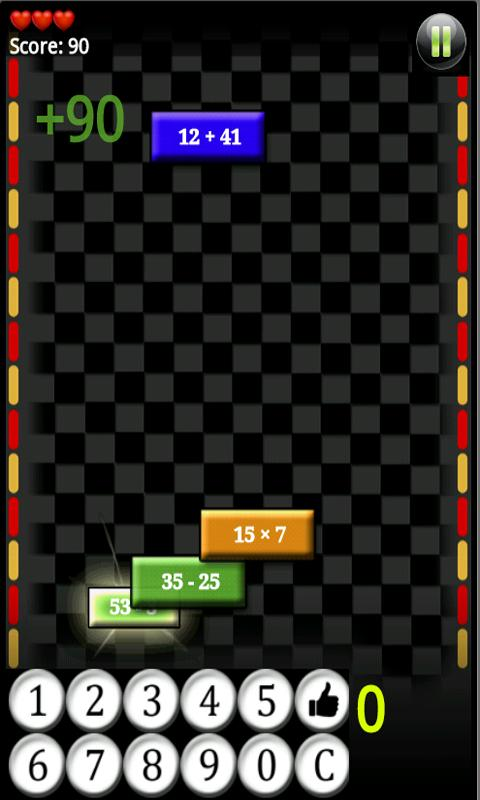 Math Cruncher (Free)- screenshot