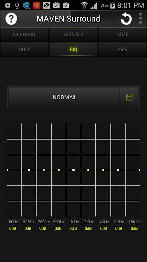 玩個人化App|MAVEN Player BLACK skin免費|APP試玩