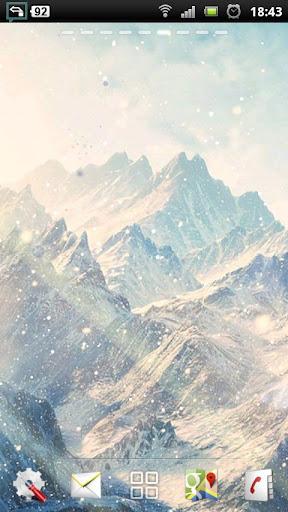 雪山LWP