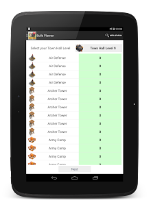 Planner for Clash of Clans 10
