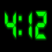 Digital Clock Show