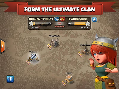 Clash of Clans v6.186.3