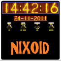 Nixoid Nixie Clock icon