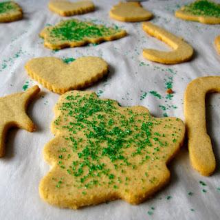 Organic Coconut Flour Cut Out Cookies