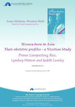 Women Born in Asia: Their Obstetric Profiles - a Victorian Study