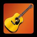 Acoustic Guitar -AdFree logo