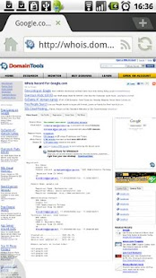 Dolphin WhoIs- screenshot thumbnail