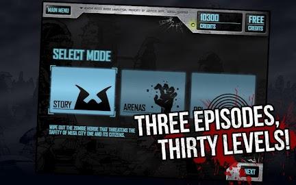 Judge Dredd vs. Zombies Screenshot 5