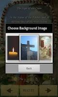 Screenshot of Pocket Rosary