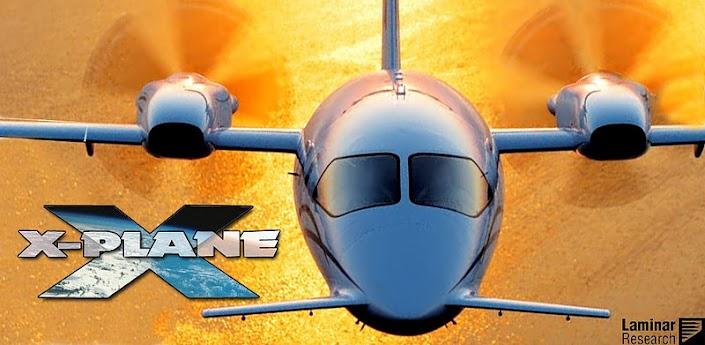 Скачать X-Plane 9 - самый реалистичный авиасимулятор для Android