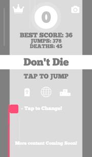 100 Jumps - Don't Die