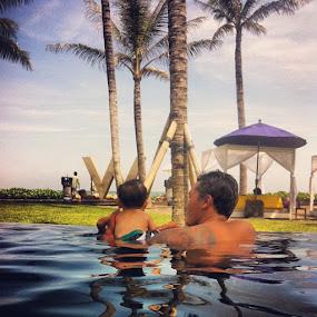 by Aditya Maulana - People Family ( photoholic, baby, boy, swim, w, hotel,  )