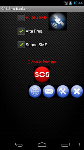 GPS Sms Tracker ITA