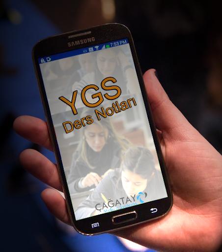 YGS Ders Notları 2015