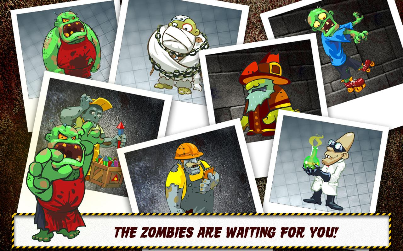Grandpa and the Zombies - screenshot