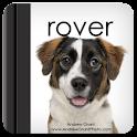 ROVER Wallpaper 3D Cube logo