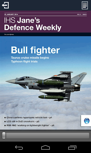 IHS Defence Magazines
