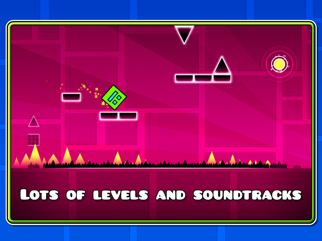Geometry Dash Mod Apk (Unlimited Money/Diamonds) Unlocked All 5