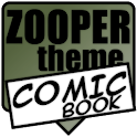 Comic Book Zooper Skin icon