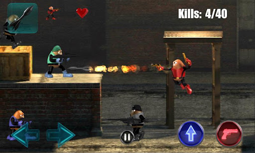 Killer Bean Unleashed 3.20 Screenshots 2