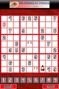 Infinite Sudoku Puzzles FREE!! - screenshot thumbnail