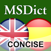 Dictionary English<>Spanish TR