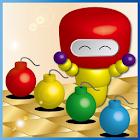 Maze Bomb go! icon
