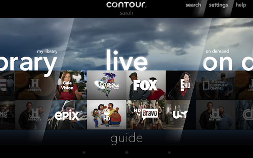 Cox Contour - screenshot thumbnail
