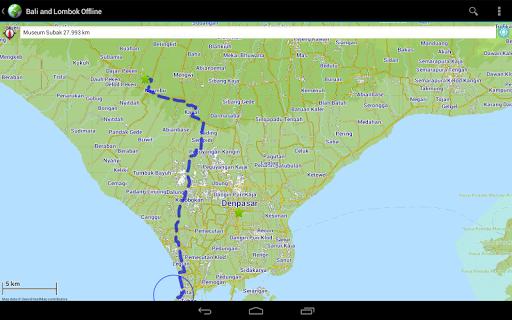 Offline Map Bali & Lombok|玩旅遊App免費|玩APPs