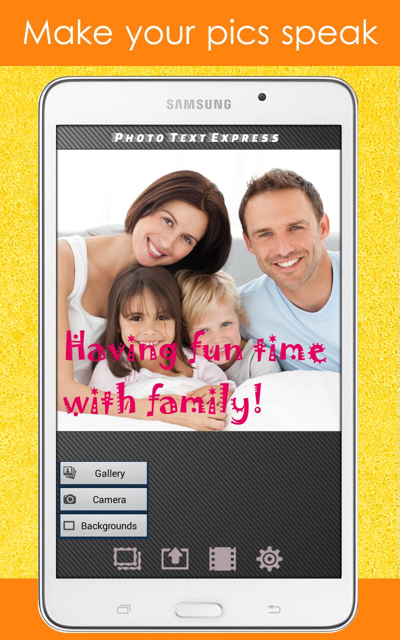 Photo Editor Text Fonts Effect Screenshot 12