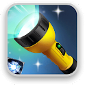 Super Bright + LED Flashlight icon