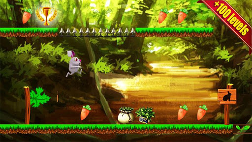super Bunny run