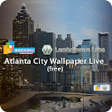 Atlanta City Wallpaper Live icon