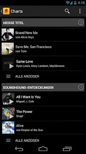 SoundHound - screenshot thumbnail