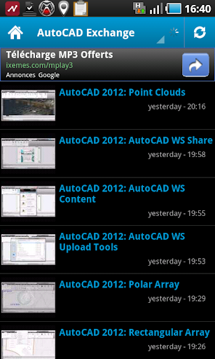 【免費生產應用App】AutoCAD® news-APP點子