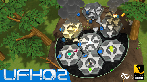 UFHO2 - Space Strategy Game
