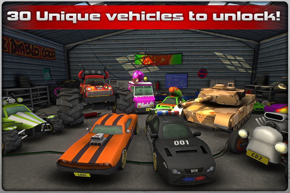 Crash Drive 2 - screenshot