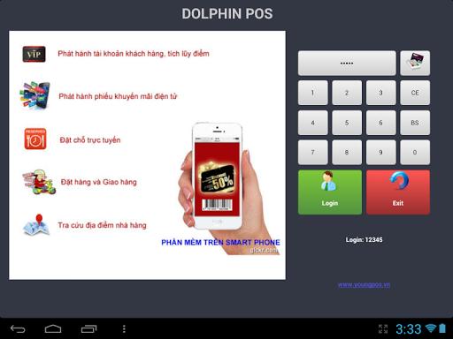 【免費商業App】Restaurant Dolphin POS-APP點子
