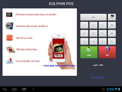 Restaurant Dolphin POS- screenshot thumbnail