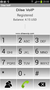 玩通訊App Dilse VoIP - VoIP Softphone免費 APP試玩